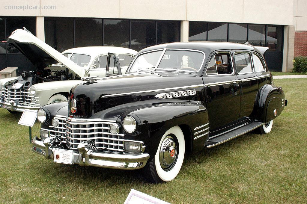 1942 Cadillac Series 75 Image
