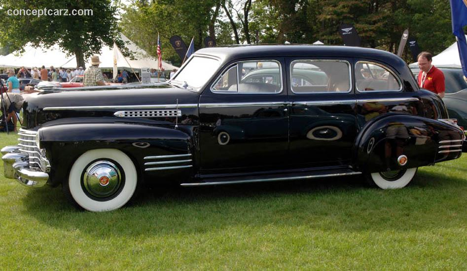 1942 Cadillac Series 75 History, Pictures, Sales Value, Research and