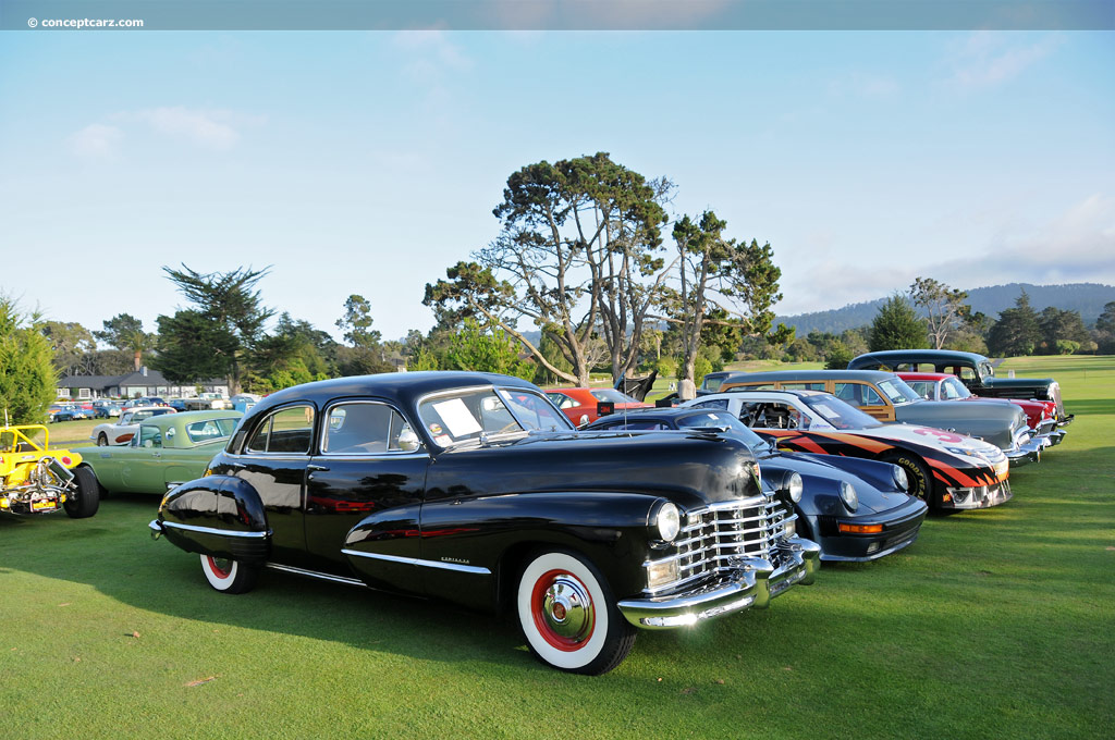 1946 Cadillac Series 60 Special Fleetwood
