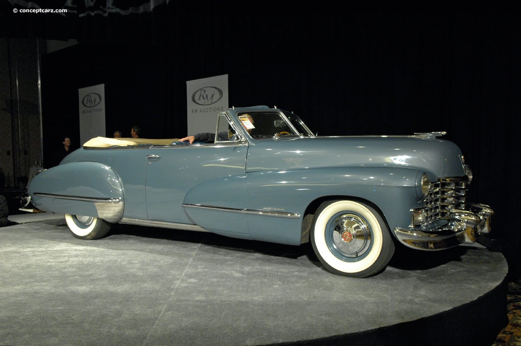 1946 Cadillac Series 62 History, Pictures, Sales Value, Research and