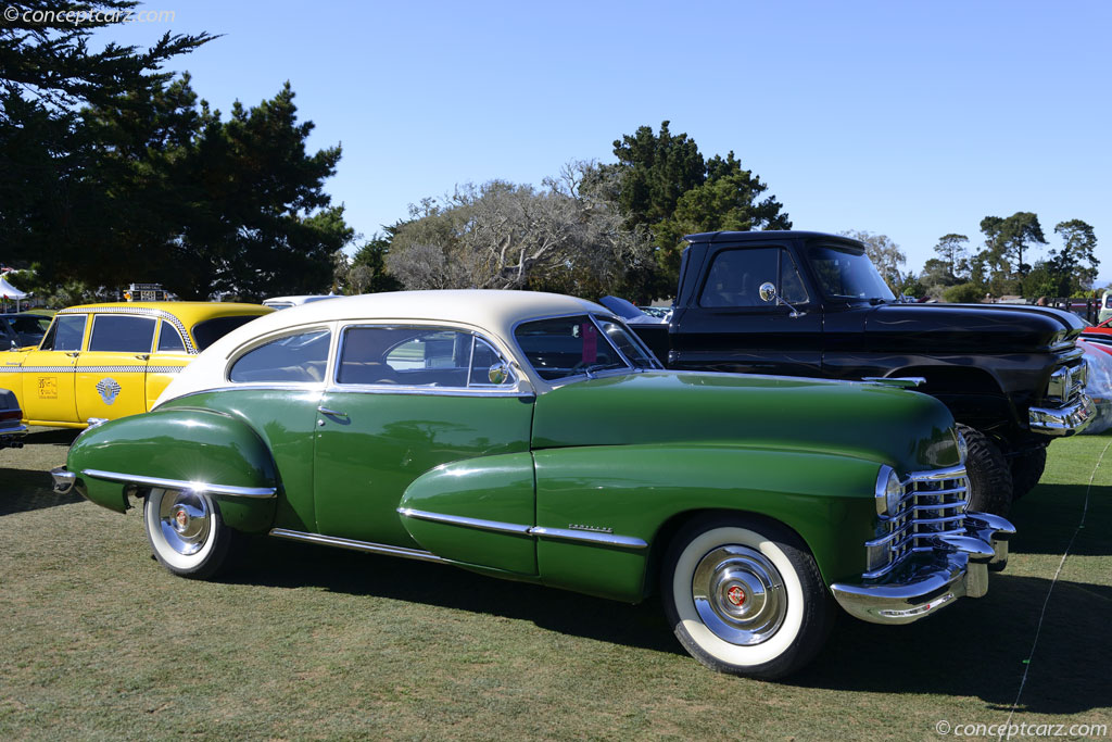1946 Cadillac Series 62 Image Chassis Number 8409484