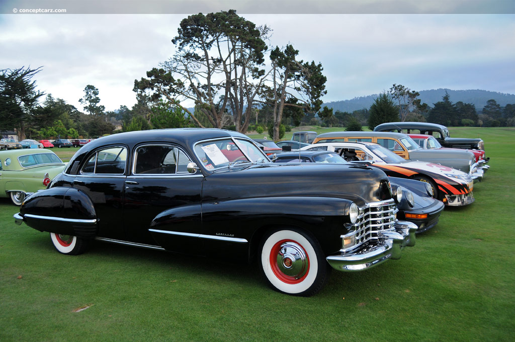 Auction Results and Sales Data for 1946 Cadillac Series 60 Special