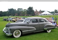 1947 Cadillac Series 60 Special Fleetwood image.