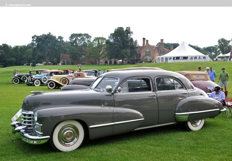 1947 Cadillac Series 60 Special Fleetwood