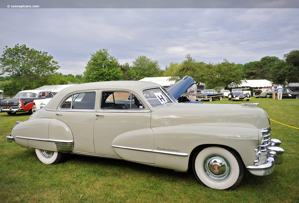 Auction Results and Sales Data for 1947 Cadillac Series 62