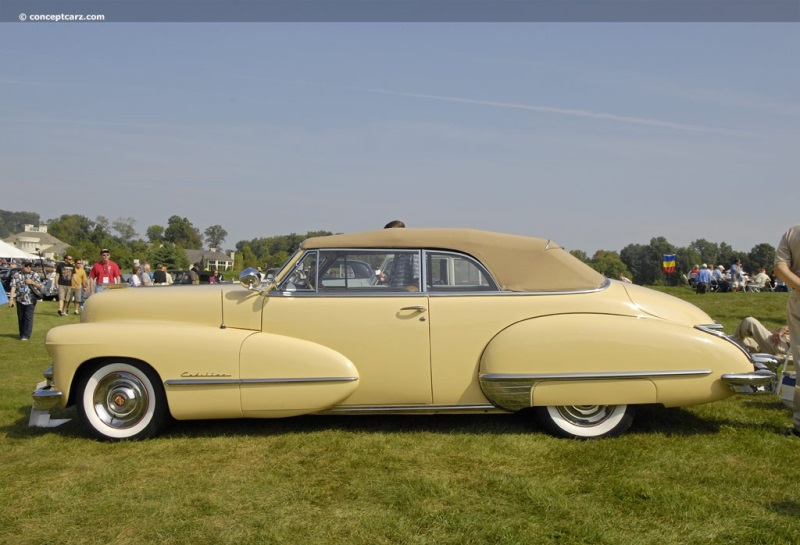 1947 Cadillac Series 62 History, Pictures, Sales Value, Research and