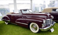 1947 Cadillac Series 62.  Chassis number A8454487