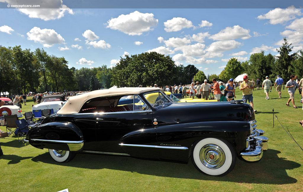 1947 Cadillac Series 62 Image