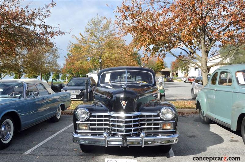 1948 Cadillac Series 75 Fleetwood