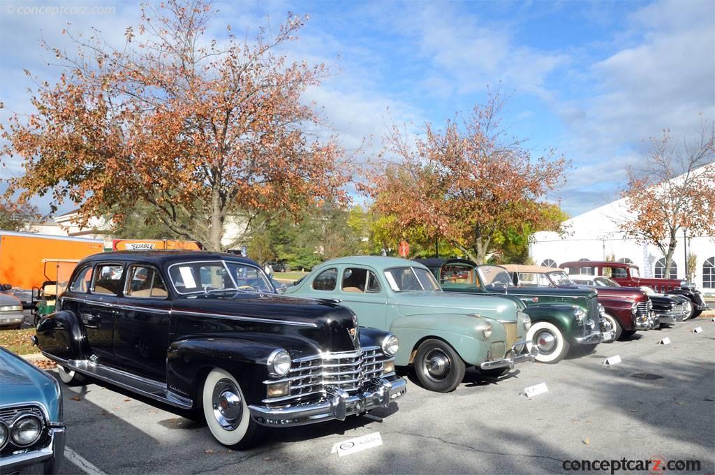 1948 Cadillac Series 75 Fleetwood