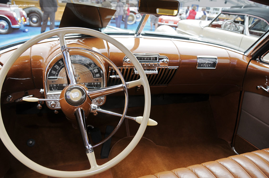 Auction Results and Sales Data for 1948 Cadillac Series 62