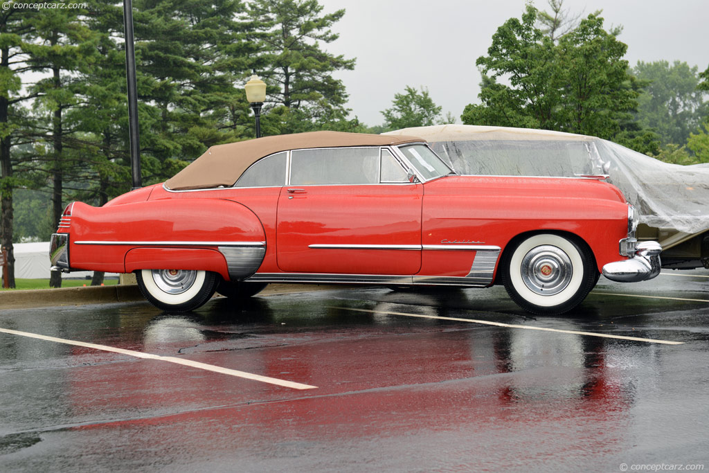 Auction Results And Data For 1948 Cadillac Series 62