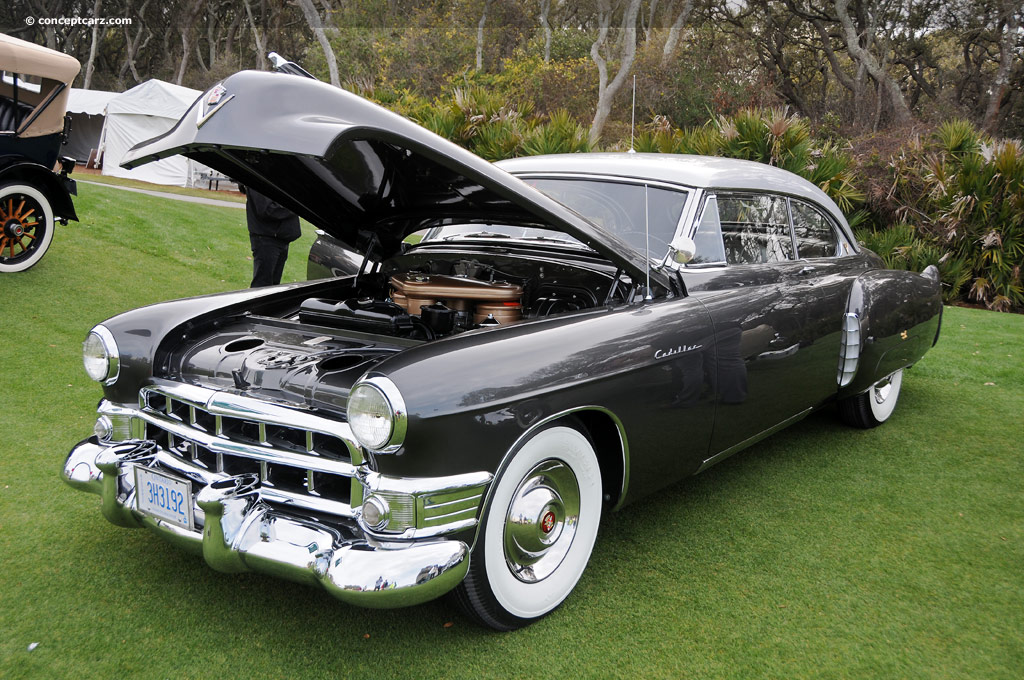 1949 cadillac coupe de ville prototype history pictures value auction sales research and news. Black Bedroom Furniture Sets. Home Design Ideas