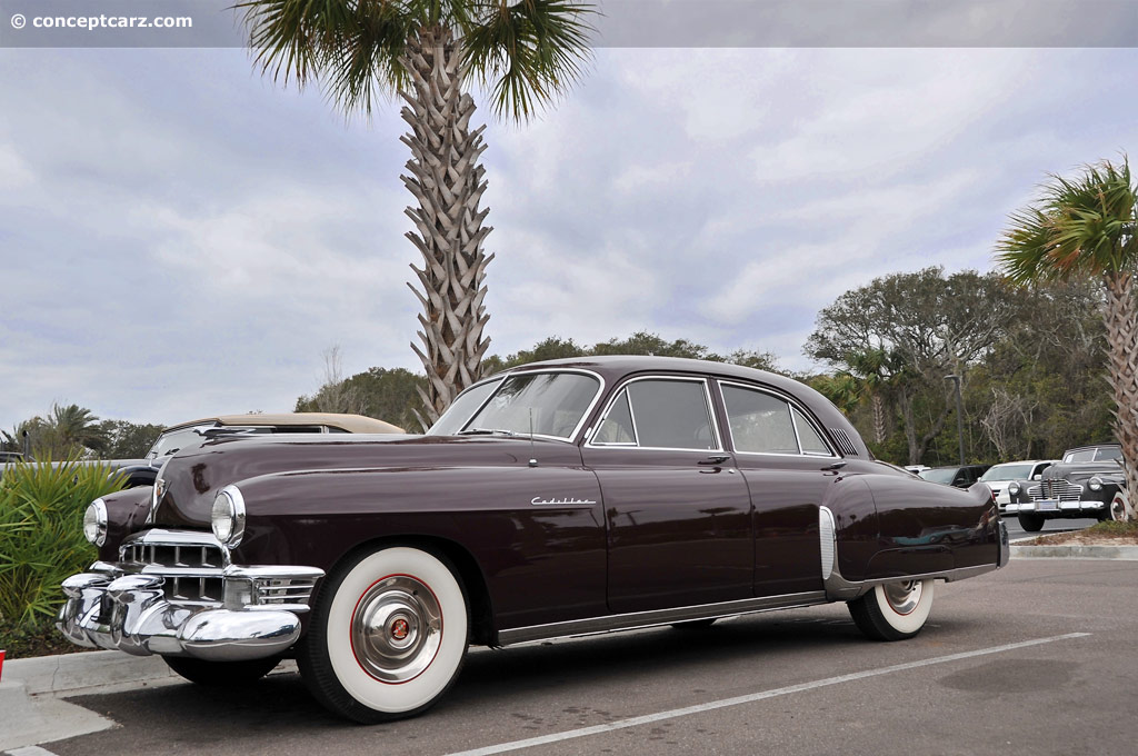 1949 Cadillac Series 60 Special History, Pictures, Sales Value ...