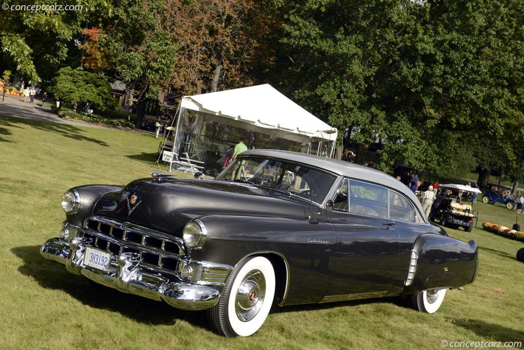 1949 Cadillac Coupe De Ville Prototype Image