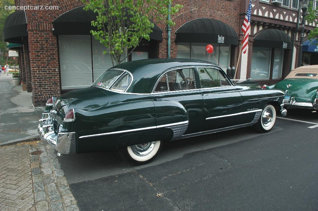 Auction Results and Sales Data for 1949 Cadillac Series 62