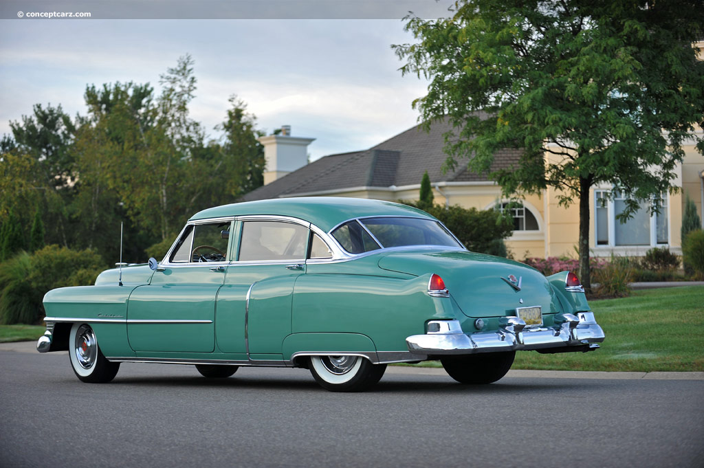 Auction Results and Sales Data for 1950 Cadillac Series 62