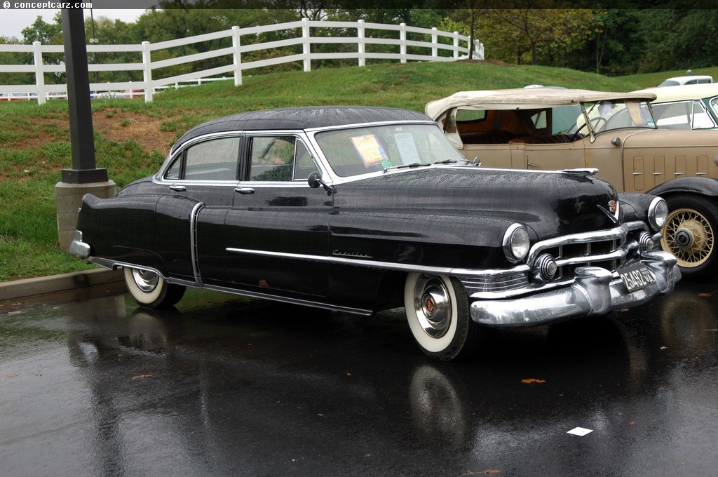 1950 Cadillac Series 62 History Pictures Value Auction