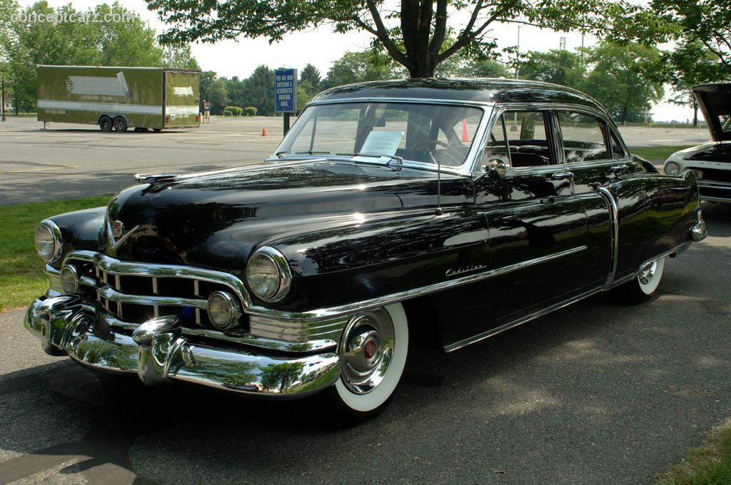 1950 Cadillac Series 75 Image. https://www.conceptcarz.com ...