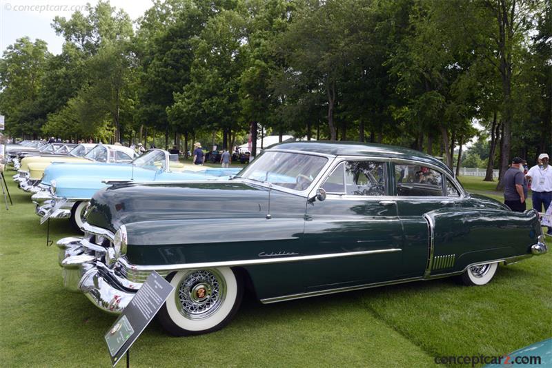1950 Cadillac Series 60 Special Fleetwood