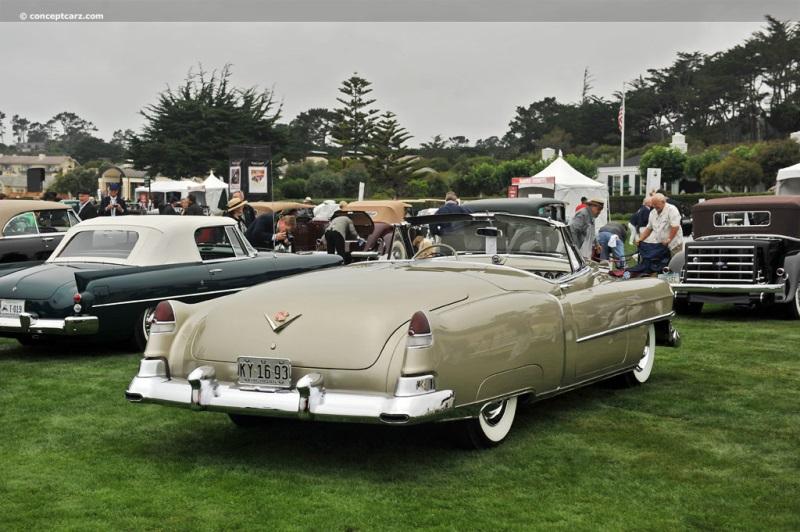 Cadillac Price >> 1952 Cadillac Series 62 Image. Photo 19 of 21