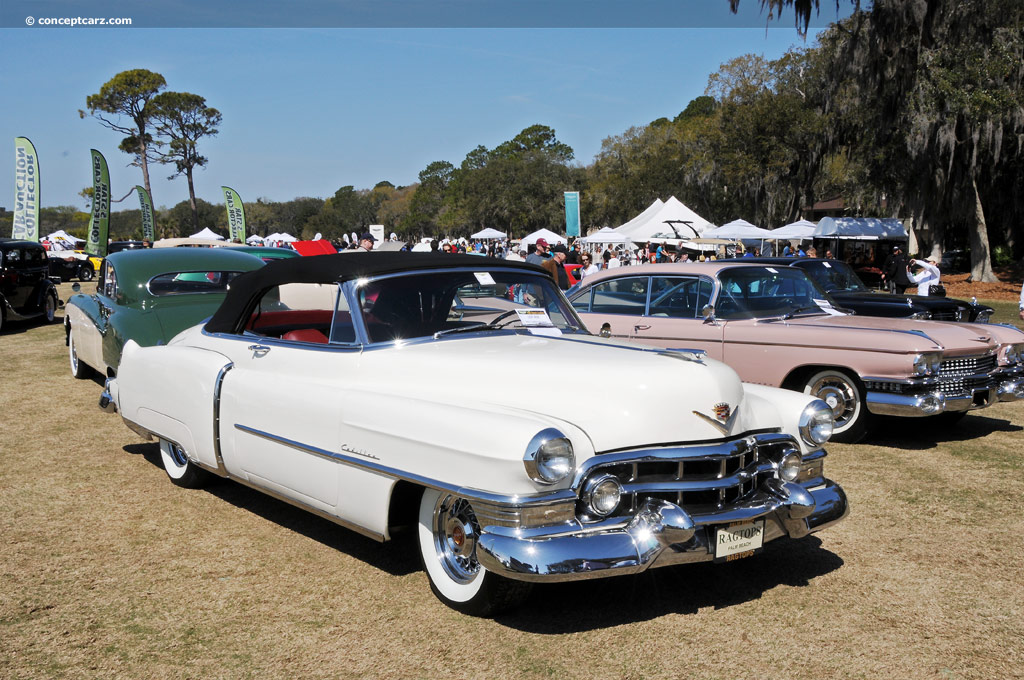 Auction results and sales data for 1952 cadillac series 62 for 1953 cadillac 4 door sedan