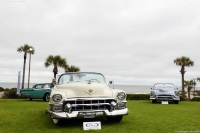 1953 Cadillac Series 62.  Chassis number 536244493