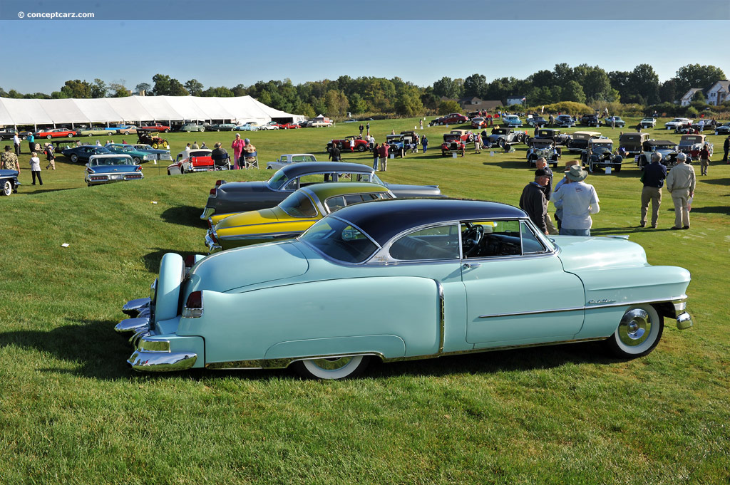 1953 Cadillac Series 62 Image. Photo 48 of 137