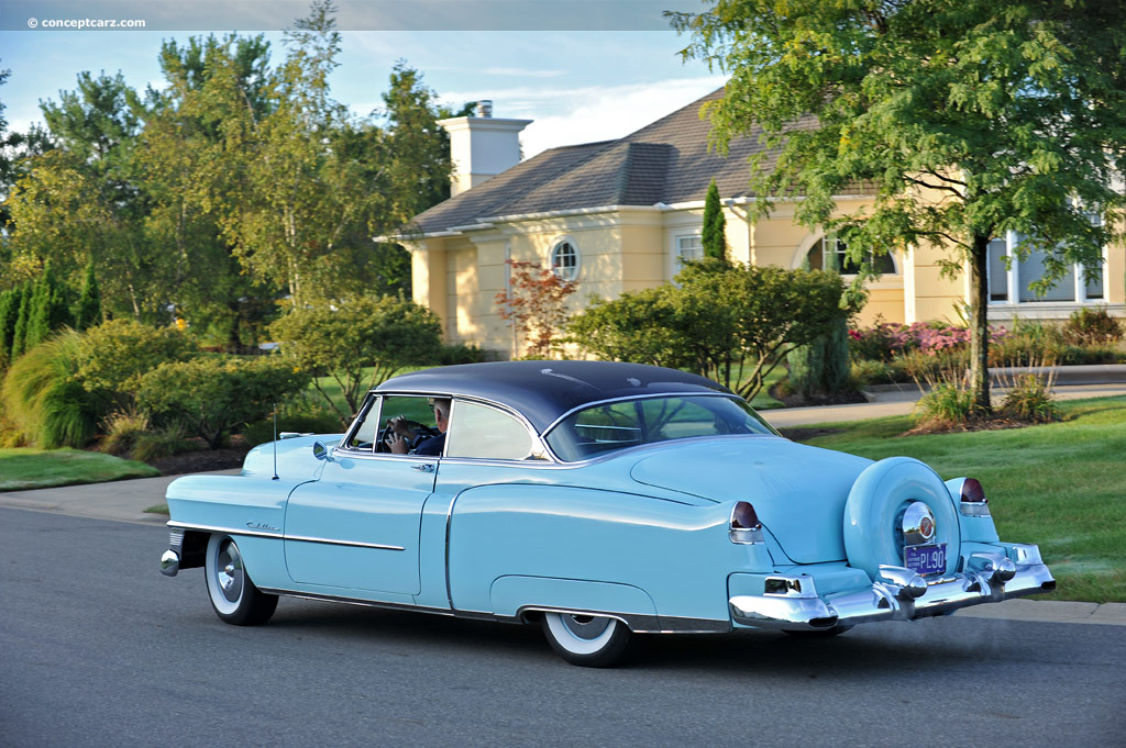Auction Results and Sales Data for 1953 Cadillac Series 62