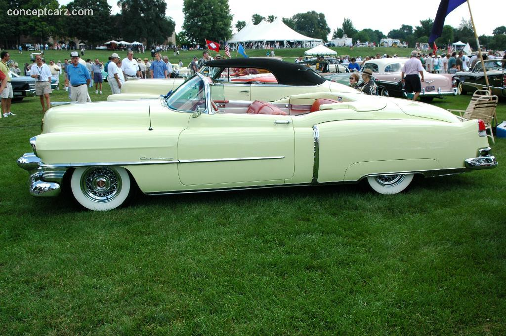 2018 Cadillac Eldorado >> 1953 Cadillac Series 62 Image. Photo 128 of 137