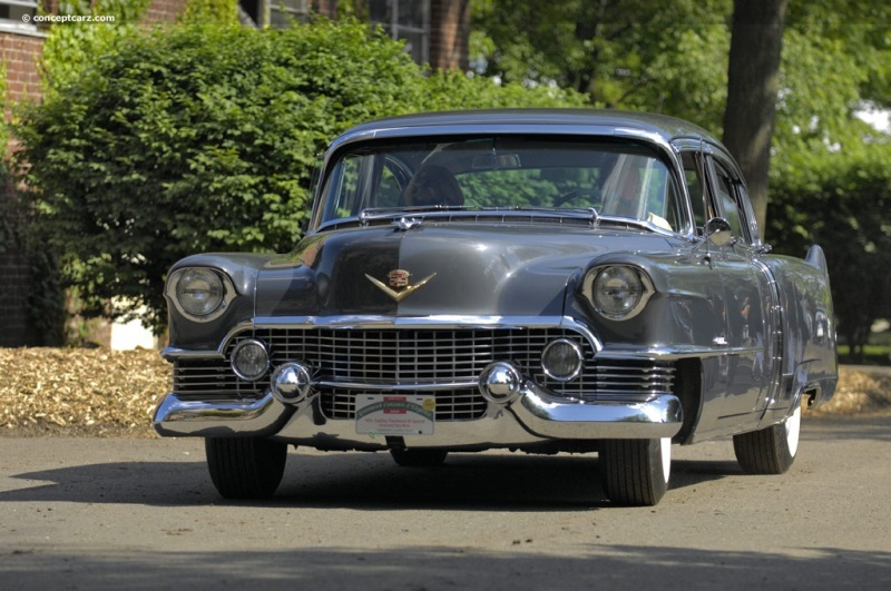 1954 Cadillac Series Sixty Special Fleetwood Image. Photo 3 of 3