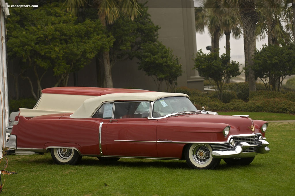 1954 Cadillac Series 62 Image. Chassis number 546264364