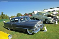 1954 Cadillac Series Sixty Special Fleetwood