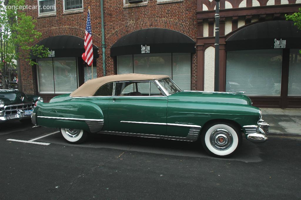 Cadillac Eldorado Concept Car >> 1954 Cadillac Series 62 Image. Photo 68 of 70