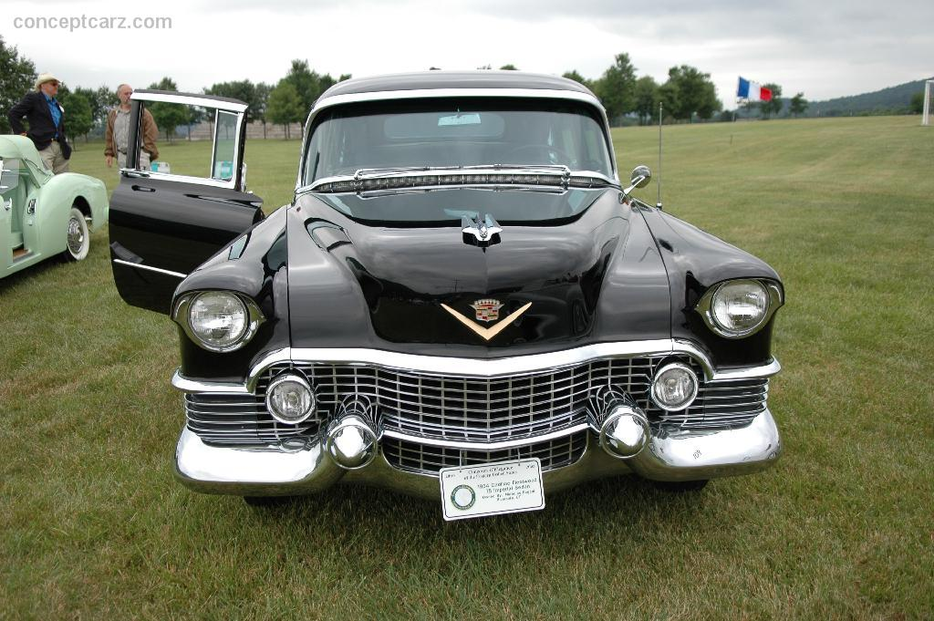 1954 Cadillac Series 75 Fleetwood