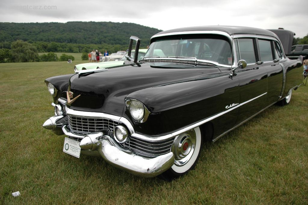 Limousine For Sale >> Auction results and sales data for 1954 Cadillac Series 75 Imperial - conceptcarz.com