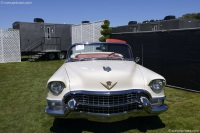 1955 Cadillac Series 62.  Chassis number 556294293