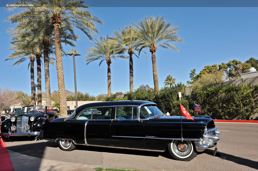1955 Cadillac Series 75 Fleetwood