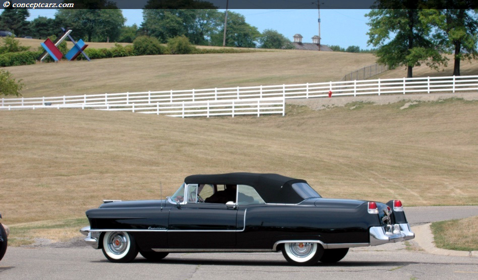 auction results and sales data for 1955 cadillac series 62. Black Bedroom Furniture Sets. Home Design Ideas