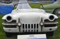 Q - Motorama Concept Car GM Centennial