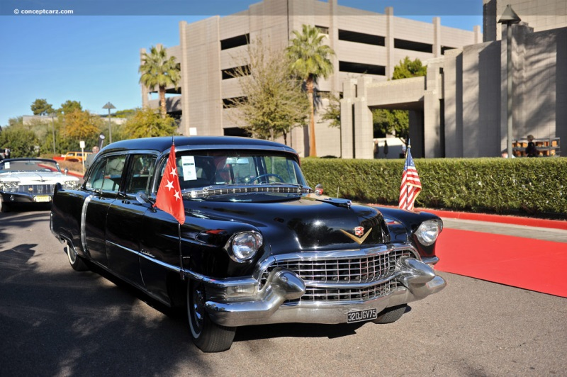 1955 Cadillac Series 75 Fleetwood