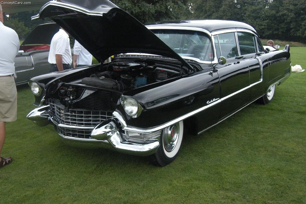 1955 Cadillac Sixty Special Fleetwood Image Httpswww