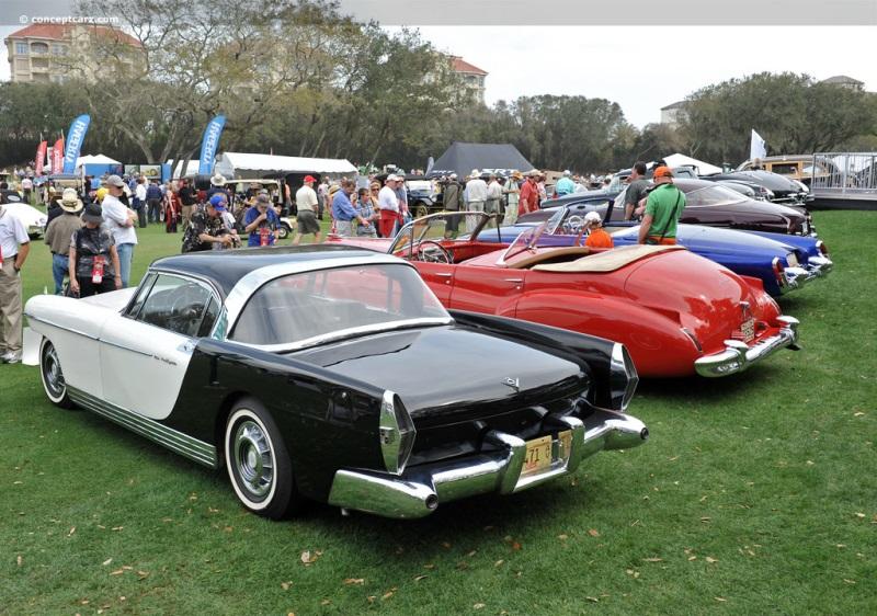 1956 Cadillac Die Valkyrie