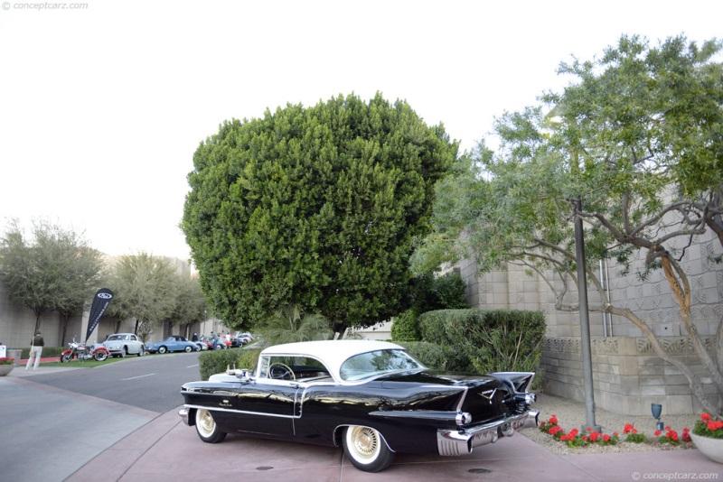 1956 Cadillac Eldorado Seville Prototype