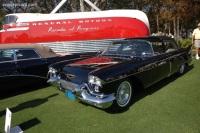 1956 Cadillac Eldorado Brougham Concept