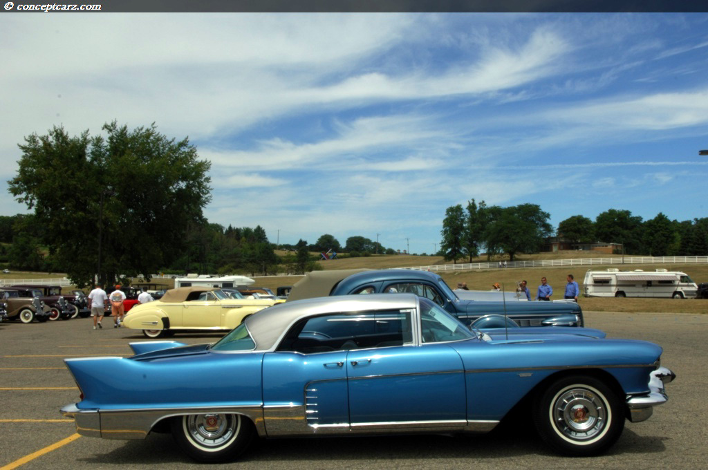 Auction Results And Sales Data For 1957 Cadillac Series 70