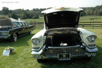 1957 Cadillac Series 62.  Chassis number 6237X