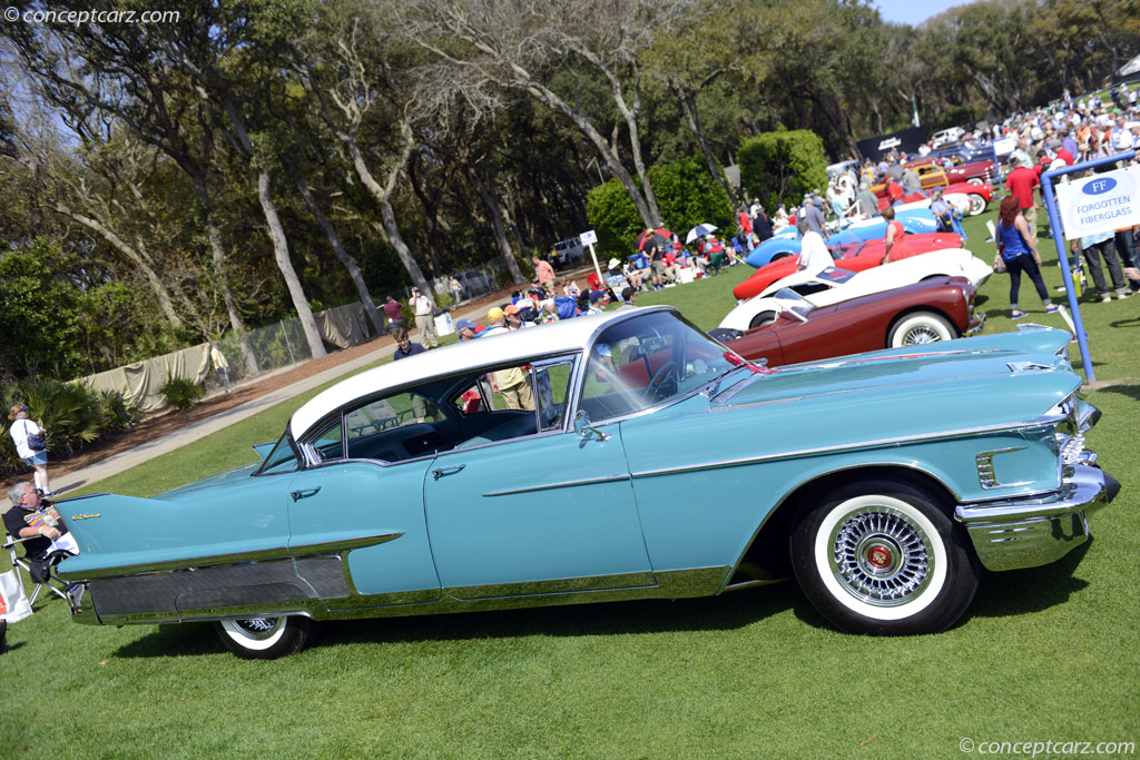 1958 Cadillac Series Sixty Special Fleetwood Image