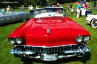 1958 Cadillac Eldorado Biarritz Concept image.