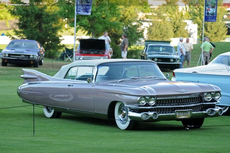 1959 Cadillac Eldorado Biarritz Image. Photo 20 of 57